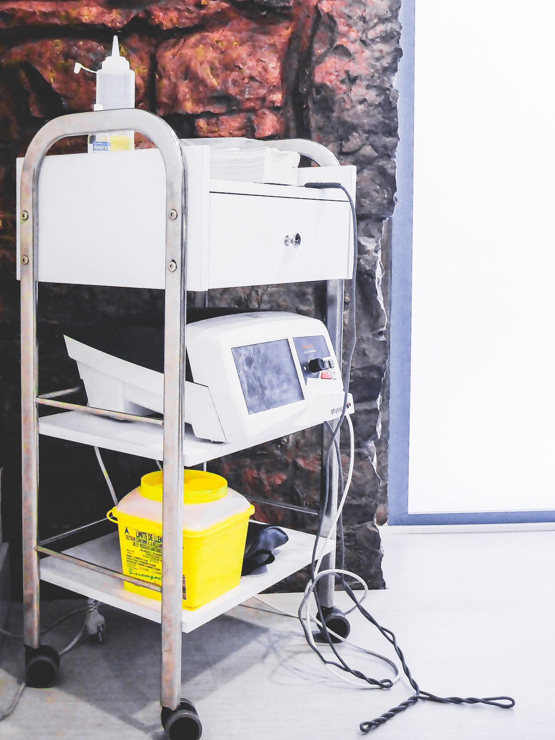 Instalaciones. Anna-Iñaki Sendai centro de fisioterapia - osteopatía en Donostia