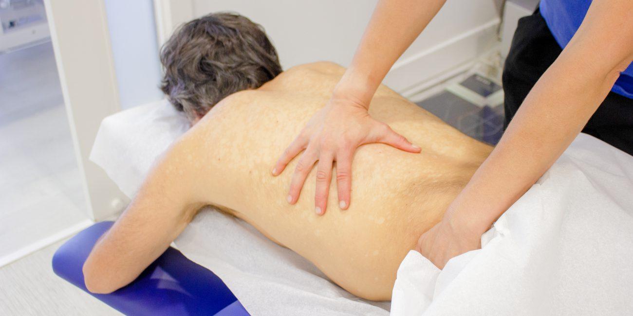 Anna-Iñaki Sendai centro de fisioterapia - osteopatía en Donostia