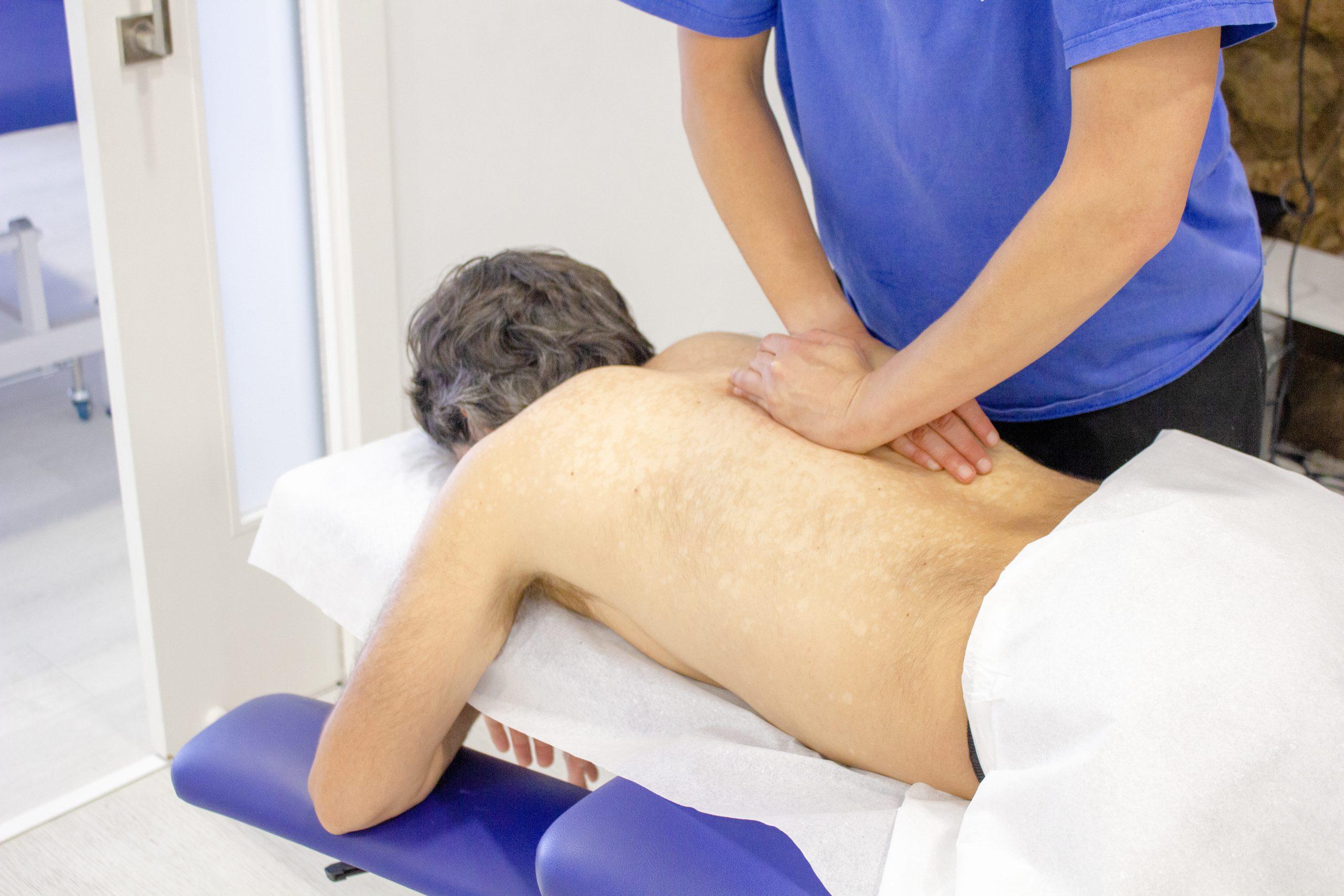 Fisioterapia. Sendai centro de fisioterapia - osteopatía en Donostia