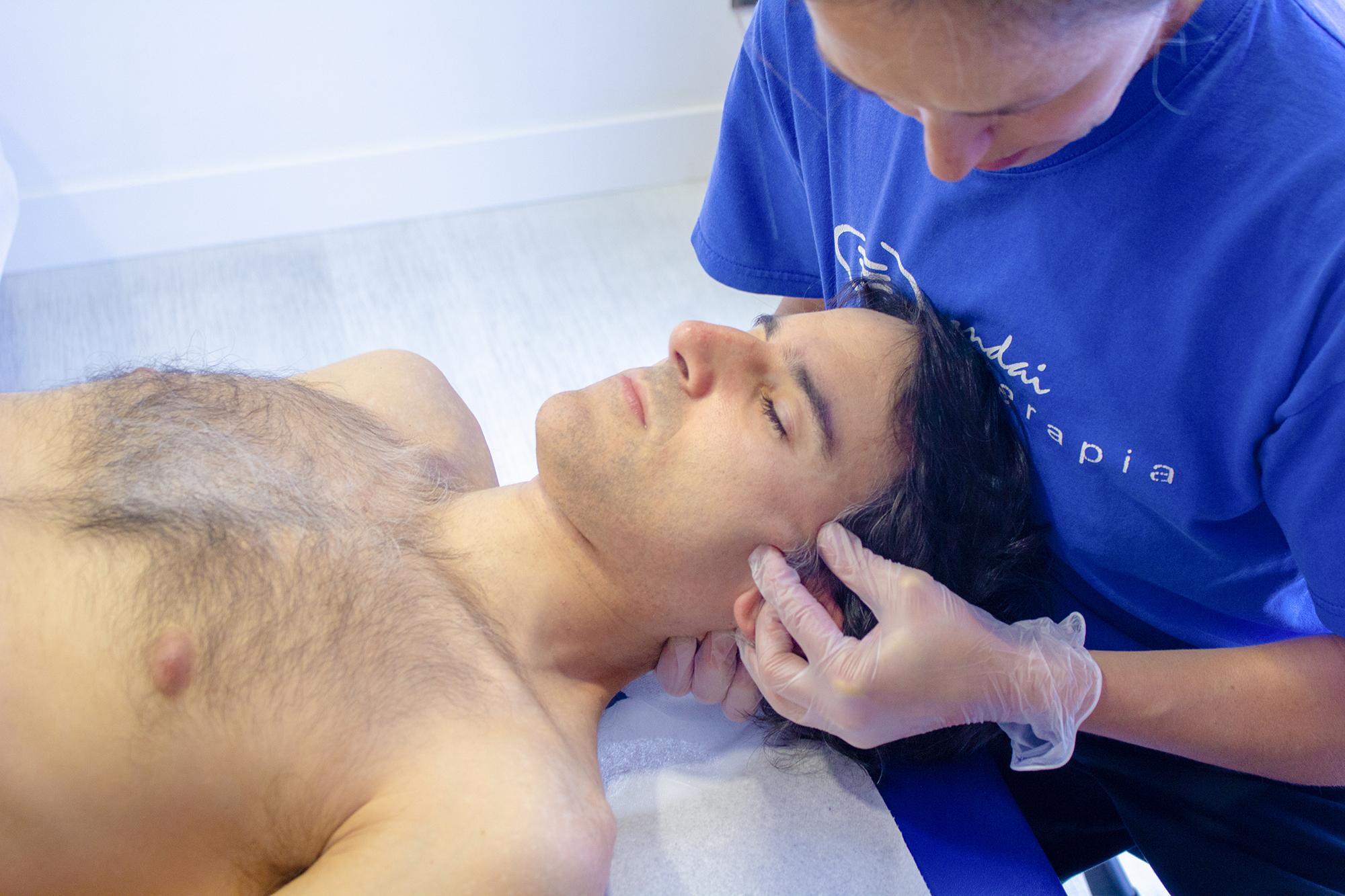 Osteopatía. Sendai centro de fisioterapia - osteopatía en Donostia